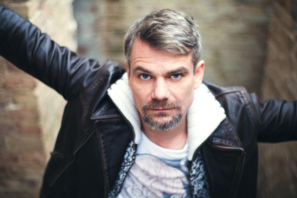 Norman Schenk Schauspieler